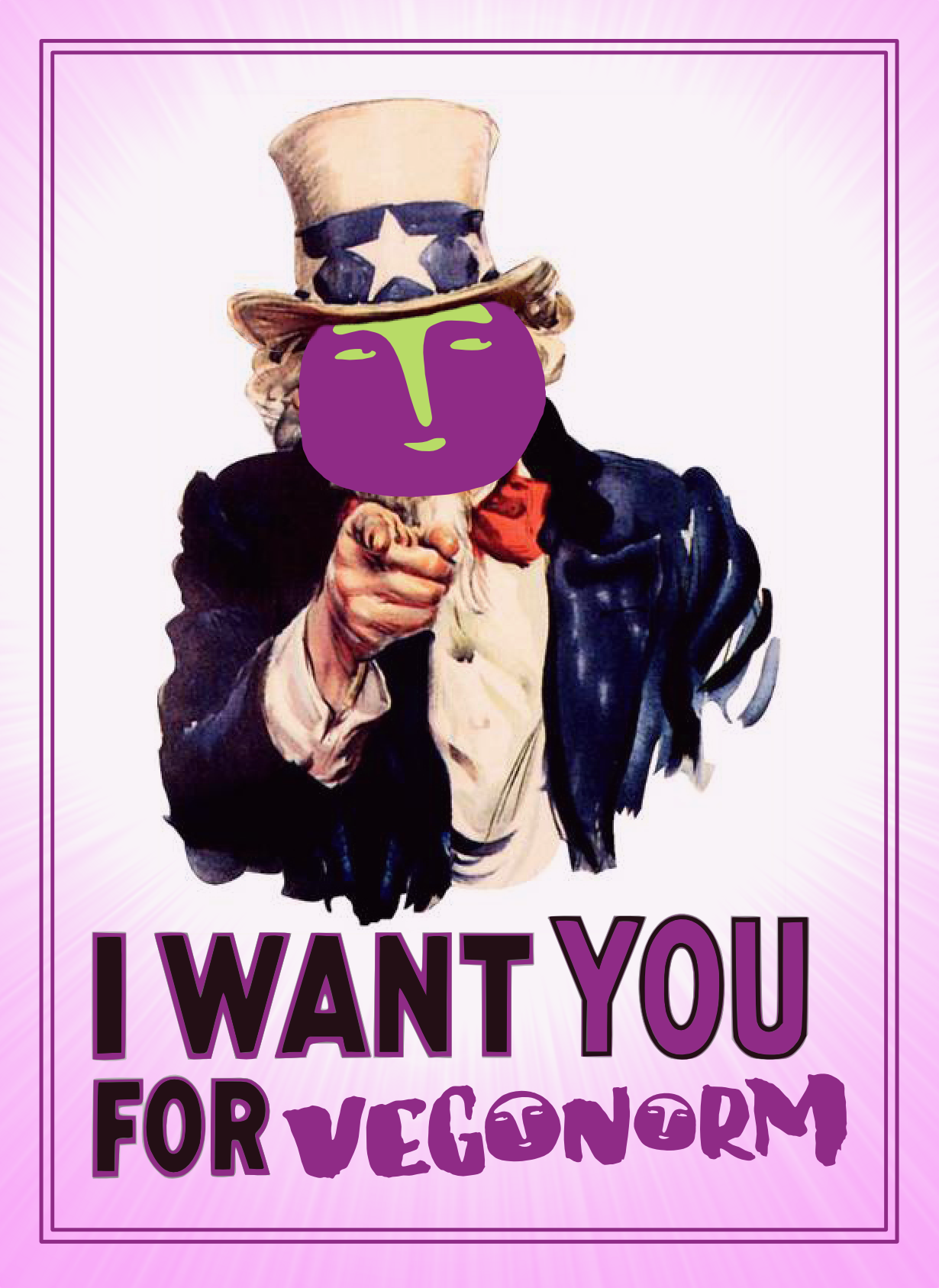 Vegomårran wants you